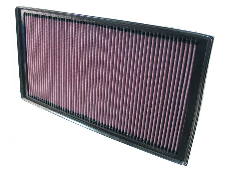 k n releases air filter for mercedes benz super excursion