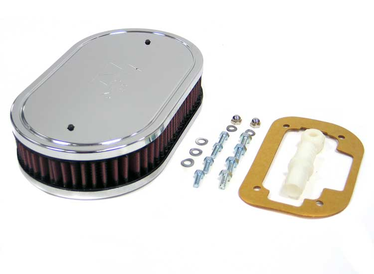 """Ddo 9"""" X 5-1/2"""" Oval 1-3/4"""" H Vent"""