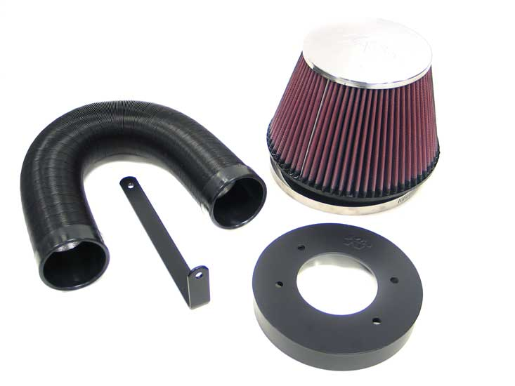 K&N intake kits for Toyota MR2, Peugeot 306 and BMW E46 (clearance)
