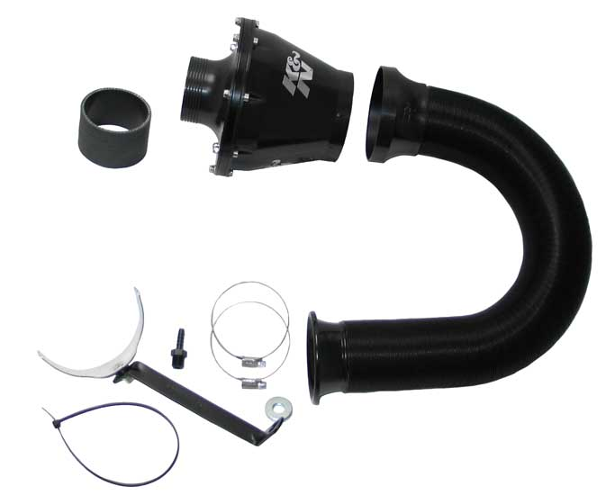 57A-6013 K&N performance intake system for Volkswagen Diesel Golf IV and