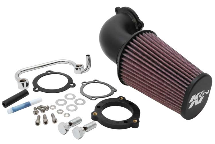 Aircharger; Harley Sportster 883/1200Cc, 07-18