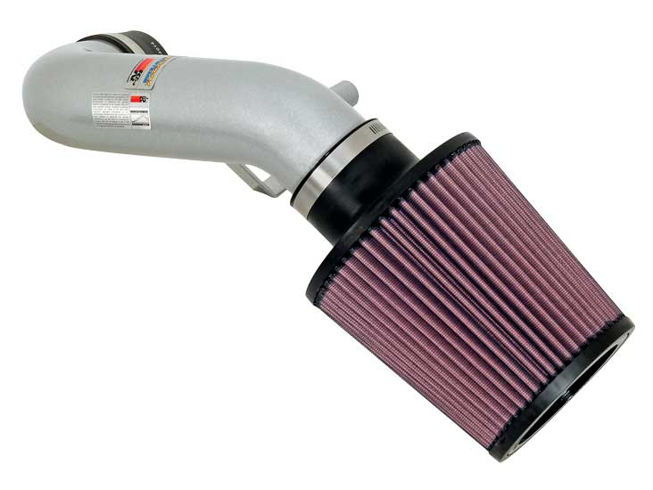 K&N Typhoon Intake System Acura RSX Base 02-06 (Silver)