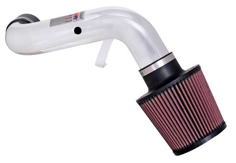 K&N Typhoon Intake System Honda Civic Si 02-05 / RSX Type S 02-06  (Polished)