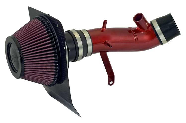 K&N Typhoon Intake System Mitsubishi Lancer EVO VIII 2003 (Red)