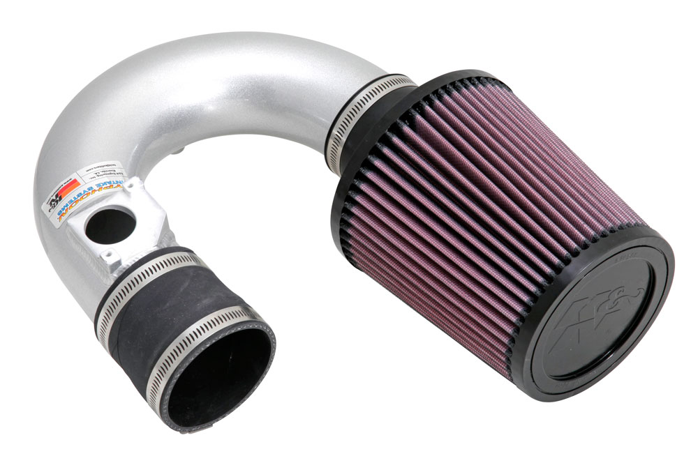 K&N Typhoon Intake System Toyota Celica GT-S 2000-2002 (Silver)