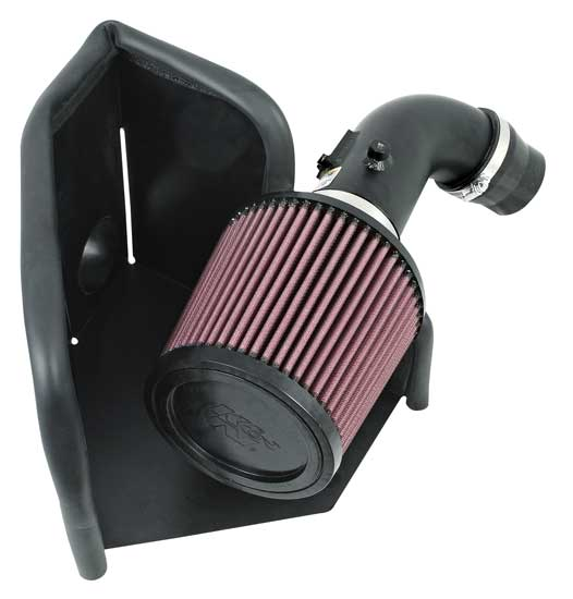 K&N Typhoon Intake System Toyota Camry 2007 2.4L