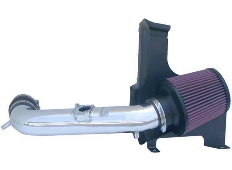 K&N Typhoon Intake System Lexus IS300 2001-2002 3.0L (Polished)