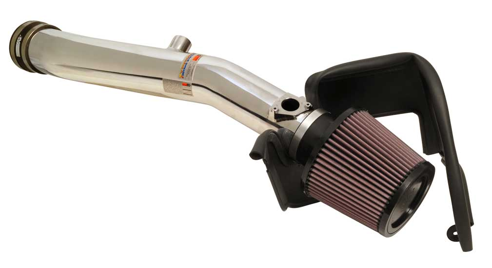 K&N Typhoon Intake System Lexus IS350 2006 3.5L (Polished)