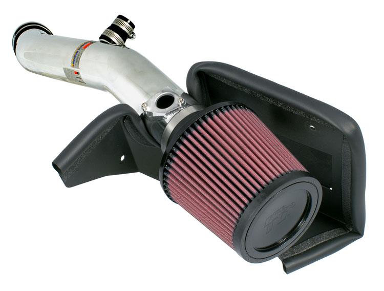 K&N Typhoon Intake System Lexus GS350 2006 3.5L (Polished)