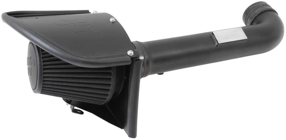 Perf. Intake Kit; Jeep Wrangler V6-3.6L F/I, 2012-2018