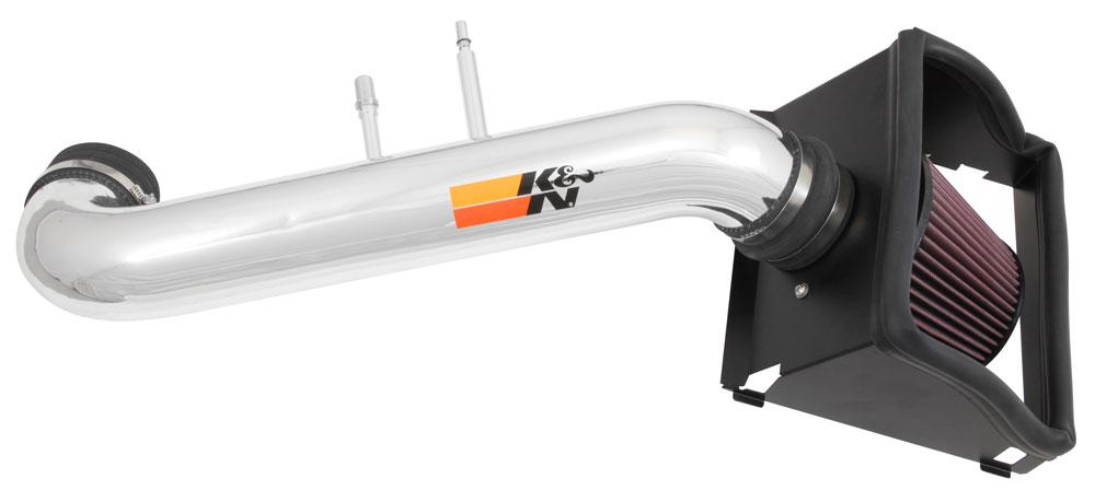 Perf. Intake Kit; Ford F150 V8-5.0L F/I, 2015-2018