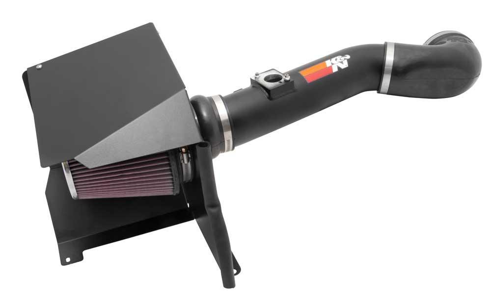 Perf. Intake Kit; Chevrolet/Gmc 2500Hd/3500, 6.0L-V8, 2011-2013
