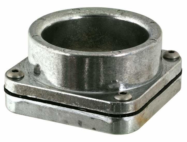 Carb Adaptor;Mikuni Bn38/37-B1