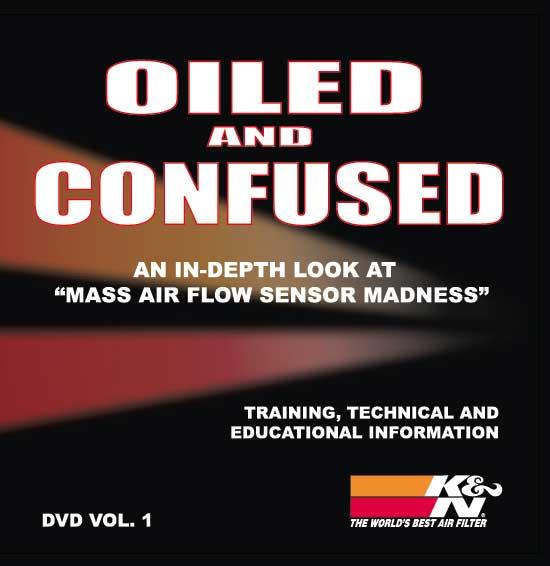 Dvd; Mass Airflow Sensor