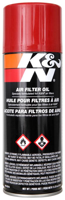 Filter Oil; 12.25 Oz Aerosol Spray