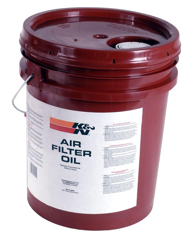 Filter Oil; 5 Gallon Pail