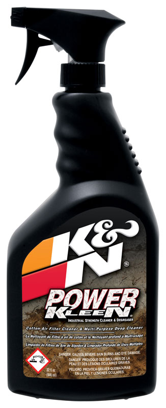 Power Kleen; Filter Cleaner; 32 Oz Trigger Sprayer