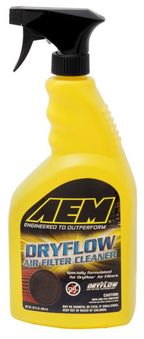 Cleaner; 32 Oz Aem Dryflow