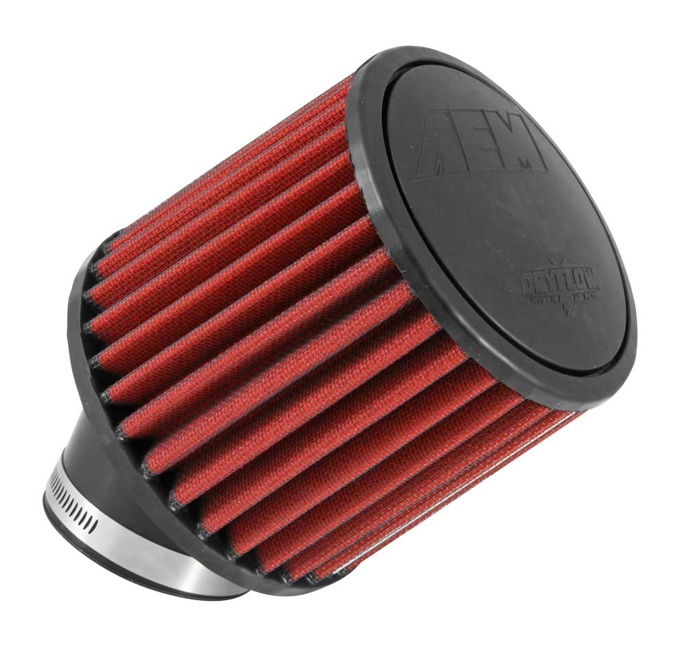 Air Filter; 2.75 X 5 Angled Flange Dry