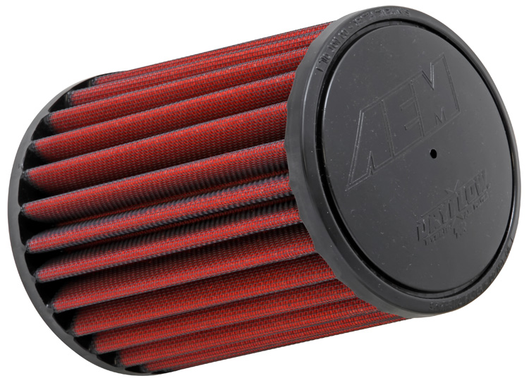 "Air Filter; 2.75""Flg, 5-1/2""B, 4-3/4""T W/Hole"