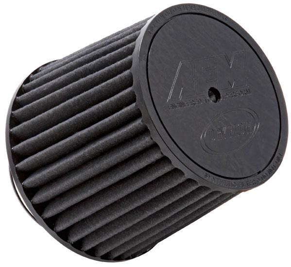 "Air Filter; 2.75"" X 5"" Dryflow- W/Hole"