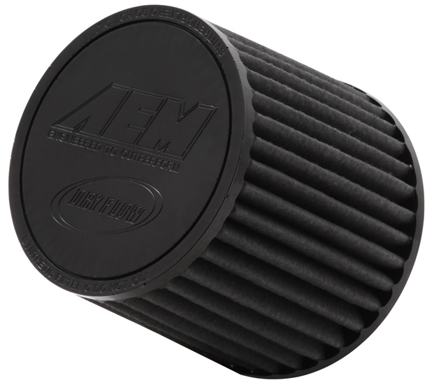 "Air Filter; 2.75"" X 5"" Dryflow"