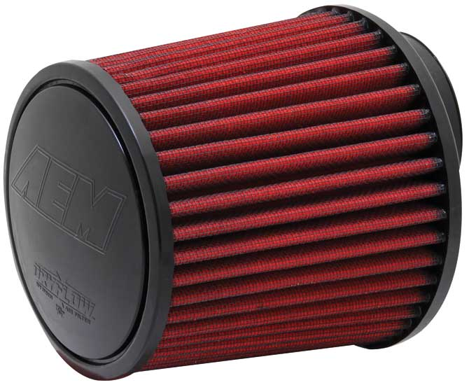 "Air Filter; 3"" X 5"" Dryflow W/Offset Flg"