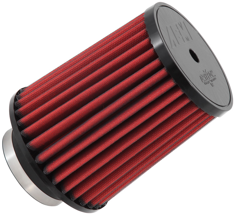 "Air Filter; 3.5"" Flg, 6"" Base, 7.00"" H W/Hole"