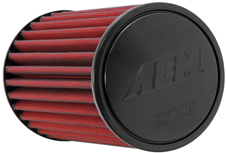 "Air Filter; 3.5"" X 9"" Dryflow"