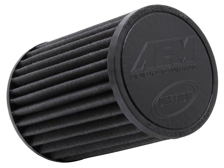 "Air Filter; 4"" X 7""  Dryflow"
