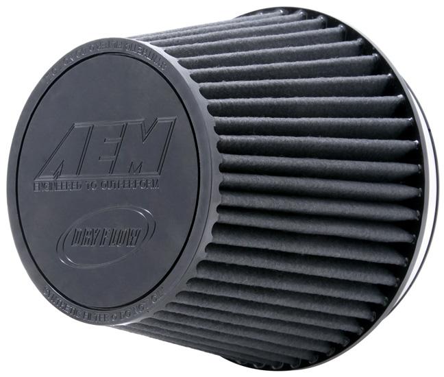 "Air Filter; 6"" X 5"" Reg/Top Dryflow"
