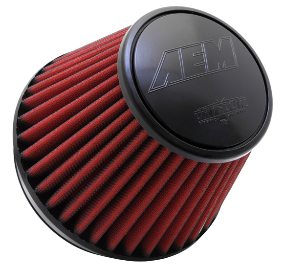 "Air Filter; 6"" X 5"" Dryflow"