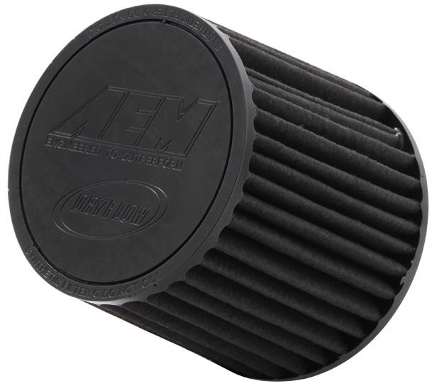 "Air Filter; 3.25"" X 5"" Dryflow"