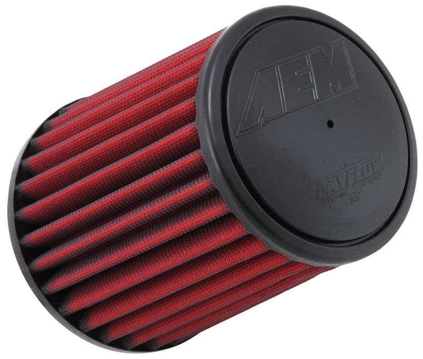 "Air Filter; 3.5"" X 7""  W/Hole"