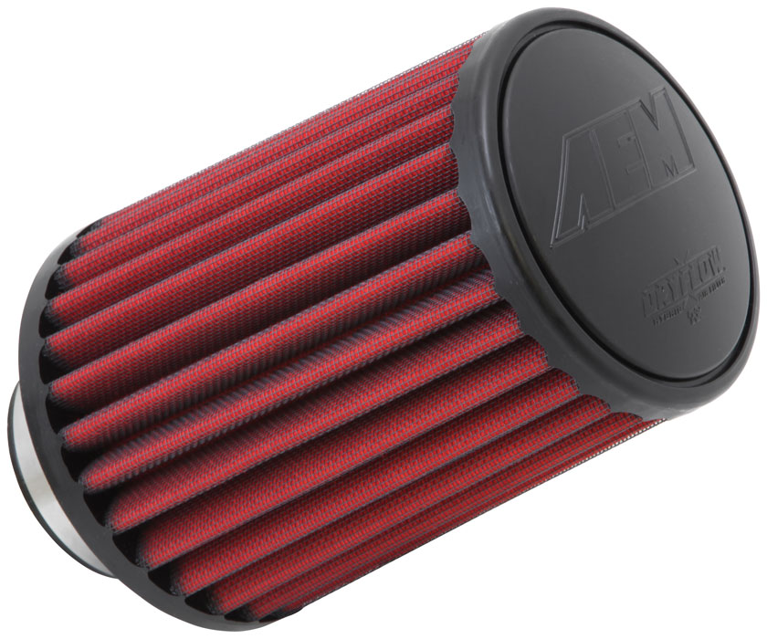 "Air Filter; 2.75"" Flg, 5-1/2""B, 4-3/4T Dryflow"