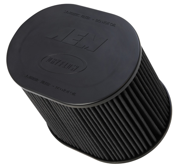 """Air Filter; 4"""" X 9"""" Dsl Oval Dryflow"""