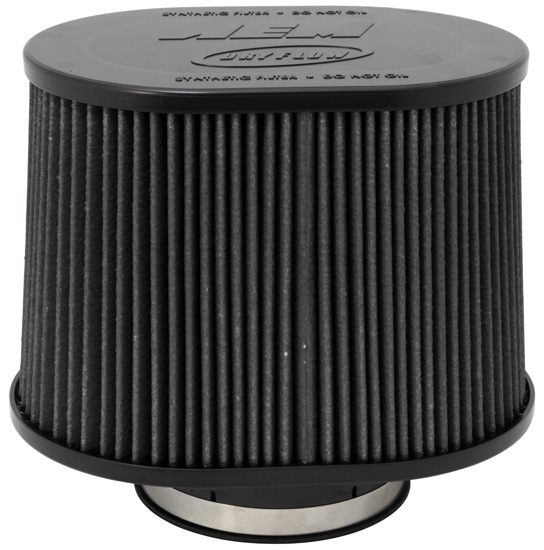 "Air Filter; 5"" X 8"" Dsl Oval Dryflow"