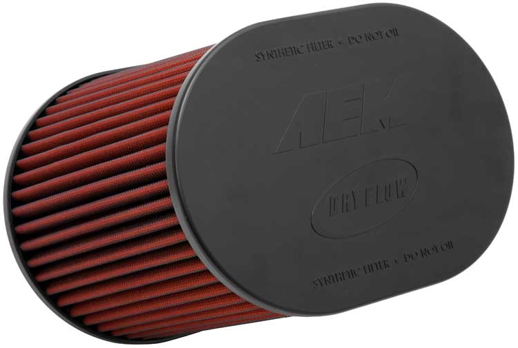 """Air Filter; 5"""" X 8"""" Dsl Oval Dryflow"""