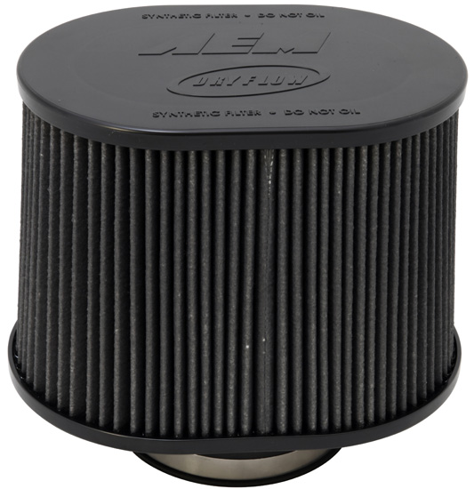"""Air Filter; 5"""" X 9"""" Dsl Oval Dryflow"""