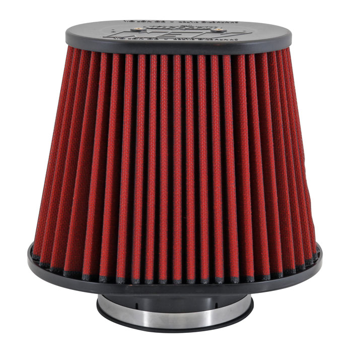 "Air Filter; Tapered Flg 5 X 8"" Dsl Oval Dryflow"