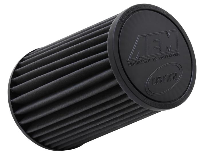 "Air Filter; 4"" X 9"" Dryflow"