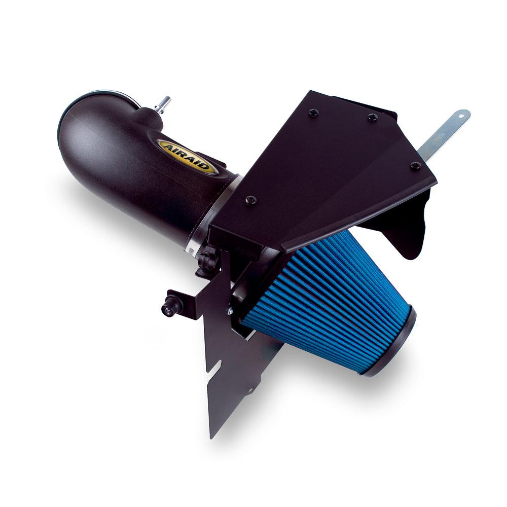 BLUE COLD AIR INTAKE KIT DRY FILTER FOR DODGE 08-10 CHALLENGER 3.5L V6