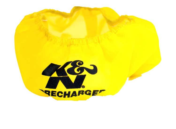 Precharger Wrap, Yellow, Custom