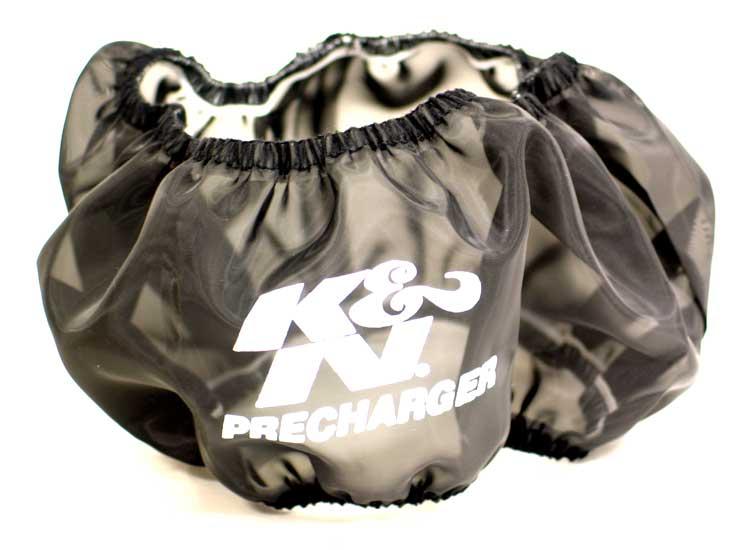 Precharger Wrap, Black, Custom