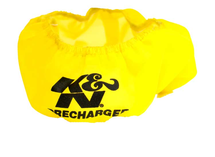 Precharger Wrap, Yellow, Custom