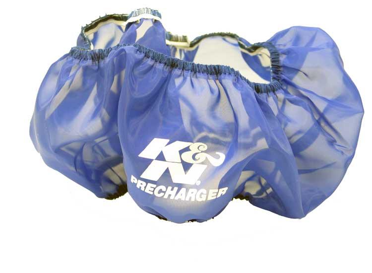 Precharger Wrap, Blue, Custom