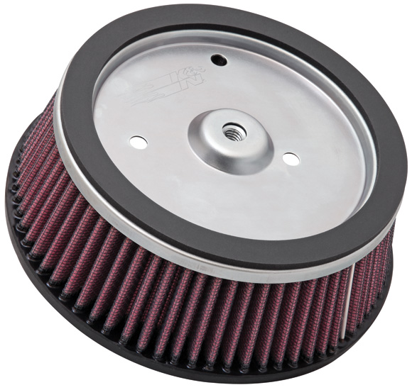 Harley Davidson Performance Air Cleaner : Adding performance to harley davidson motorcycles is easy