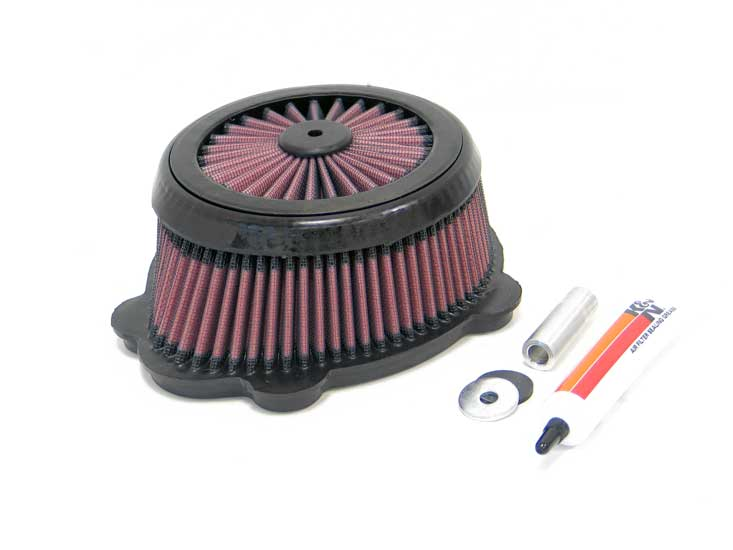 Kawasaki 250 Dirt Bike. Air Filter for Kawasaki KX250