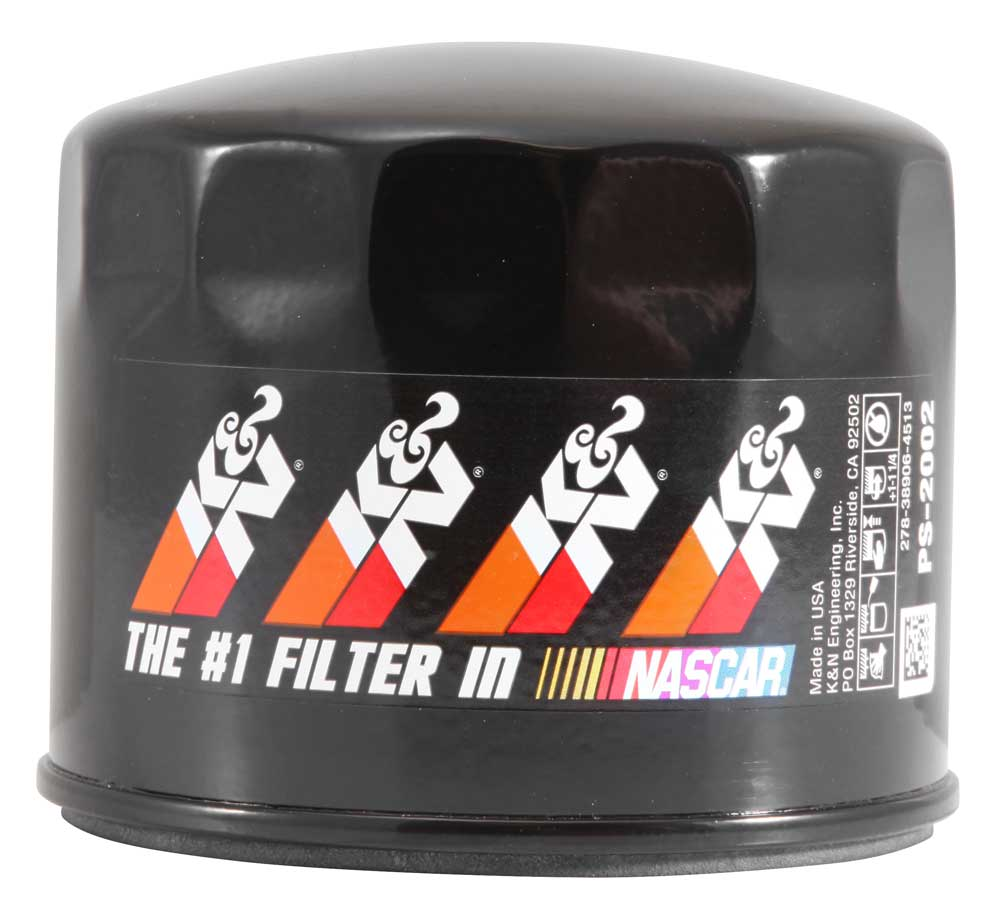 K&N PS-2002 Oil Filter; Automotive - Pro-Series