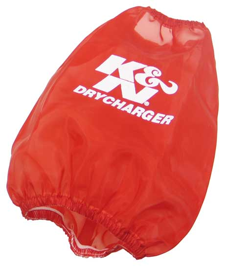 Drycharger Wrap; Rc-4650, Red